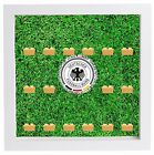 Lego Minifigures Display Case Picture Frame German Football Team  mini figures