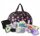 ✮Comfort Pre-Packed Maternity Labour Hospital Wash Bag Baby Shower Gift✮