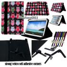 """Folio LEATHER STAND CASE COVER For Various Asus ZenPad 7.0"""" 8.0"""" Tablet + STYLUS"""
