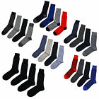 Tommy Hilfiger Socks Mens 4 Pack Footwear Four Pair Flag Logo New Nwt One Size