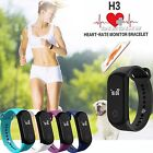 A16 Waterproof Sport Bluetooth Smart Watch Heart Rate Monitor For iPhone Samsung