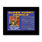 SUPER FURRY ANIMALS - Radiator Matted Mini Poster
