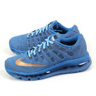 Nike Air Max 2016 (GS) Star Blue/Metallic Red Bronze Youth Running 807237-401