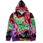 Fashion Men The Fresh Prince of Bel-Air 3D Print Casual Hoodie Sweater Tops