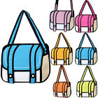 New 2D Drawing 3D Jump Handbag Shoulder Canvas From Cartoon Paper Messenger Bag