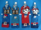 PAW PATROL BOYS 3 PIECE WINTER HAT SCARF & GLOVE SET MARSHALL CHASE RUBBLE