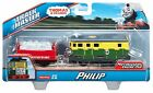 THOMAS & FRIENDS TRACKMASTER PHILIP TRACK MASTER MOTORIZED ENGINE FISHER PRIC