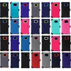 Defender Shockproof Case For Samsung Galaxy Note 5 (Clip Fits Otterbox Defender)