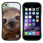 Anti-Shock Tpu Case Bumper Cover For Apple iPhone sloth Baby