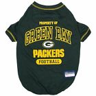 Green Bay Packers NFL dog pet Tee Game Shirt  all sizes $13.69 USD on eBay