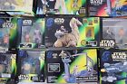 STAR WARS POTF2 VEHICLE & FIGURE SETS - ALL BOXED - PLEASE SEE PHOTOS!