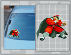 M. BISON Sprite Vinyl Decal #1 from Street Fighter Sticker PICK A SIZE!
