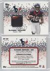 2013 Topps Rookie Patch #RP-DH DeAndre Hopkins Houston Texans Football Card