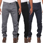 Mens Eto Stretch Denim Pants Smart Casual Designer Jeans Trousers in 3 Colours