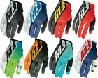 Fly Racing Mens Kinetic Textile Gloves