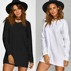 New Women Oversized Batwing Sleeve Knitted  Tops Loose Cardigan Outwear Coat