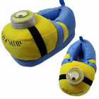 Despicable Me Boys Kids Minion Character Novelty Minions  Slippers
