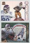 1995 Pacific Prisms 106 Rodney Thomas Houston Oilers Texans Rookie Football Card