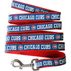 Chicago Cubs MLB Dog Lead Leash Pets First (3 sizes)