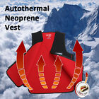 Heated Vest Keep Warm Autothermal Neoprene Vest Storm M/L/XL/XXL