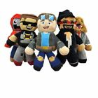 The TUBE Hero Plush Toys Cartoon Doll HEROES Figure Kids Xmas Gifts Toys