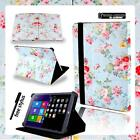 "Folio Stand Leather Cover Case For Various CHUWI 7"" 8"" 10.1"" Tablets + STYLUS"
