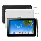 "IRULU 9"" Android 4.4 8GB Tablet PC Quad Core Camera Touch Screen WiFi w/TF Card"