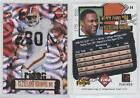 1996 Collector's Edge Holofoil #54 Andre Rison Cleveland Browns Football Card