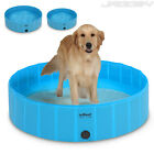 Dog Paddling Swimming Pool Puppy Doggy Outdoor Garden Foldable Nonslip Portable