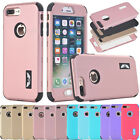 Heavy Duty Triple Shockproof Hard Case Cover Defender For Apple iPhone 7/ 7 Plus