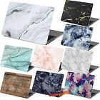 "Rubberized Marble Hard Case cover For new Macbook PRO 13"" A1708/A1706(Touch Bar)"