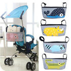 New Design Cute Stroller Hang Bag Baby Car Hanging Basket Storage Waterproof