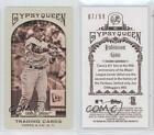 2011 Topps Gypsy Queen Mini Sepia #88 Robinson Cano New York Yankees Card