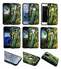 HUNTING CAMO MOSSY Hybrid Slim Silicone Soft Hard Cover Case for Cell Phone 08