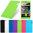 Soft Silicone Rubber Gel Case Cover For Lenovo Tab 3 7 TB3-730F/730M/730X