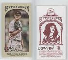 2011 Topps Gypsy Queen Mini Red Back #203 Brian Matusz Baltimore Orioles Card