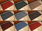 New Hard Wearing Dirt Barrier Mat Ribbed Doormat Non Slip Cheap Entrance Rug