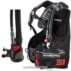 Scubapro Equator BCD with Air 2, Black/Red