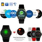 Bluetooth 3G Android 5.1 GPS Camera SIM Smart Watch Phone For Samsung iPhone