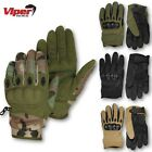 VIPER ELITE GLOVES COMBAT SHOOTING BIKERS CAMPING HUNTER CARBON KNUCKLE AIRSOFT