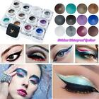 12Color Waterproof Anti-sweat Eyeliner Gel Hot Eyeliner Cream Eyeshadow Cosmetic