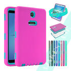 "Heavy Duty Shockproof Hard Case Cover For Samsung Galaxy Tab S2/S3 8.0"" 9.7"""