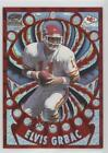 1997 Pacific Revolution Red #68 Elvis Grbac Kansas City Chiefs Football Card