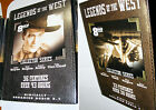 Legends of the West 8 DVDS COLLECTOR SERIES western classics COLLECTOR SERIES