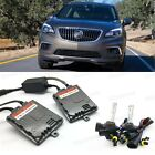 CanBus HID Xenon Conversion Kit Ballasts HIR2 9012 for Buick Envision 2016 2017