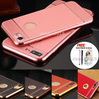 Slim Luxury PU Leather Ultra-thin Phone Case Cover For Apple iPhone 6/6S/ 7 Plus