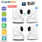 HD 720P Wireless IP PT WiFi Camera Security CCTV Night Vision for iPhone Android