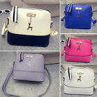Fashion Women Leather Shoulder Bag Messenger Purse Satchel Tote Handbag New
