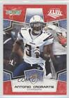2008 Score Factory Set Base Red #267 Antonio Cromartie San Diego Chargers Card $0.99 USD