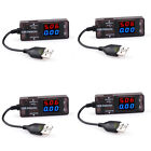 """0.28"""" USB Power Current and Voltage Tester Detector Mobile Charger Multimeter US"""